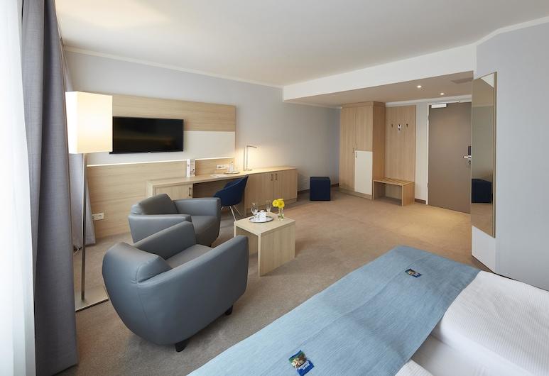 GHOTEL hotel & living Göttingen, Гёттинген, Представительский номер, Номер