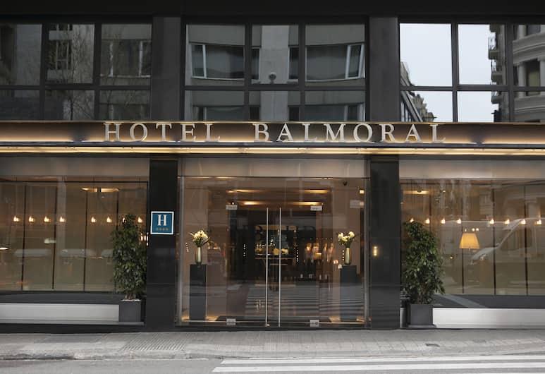 Hotel Balmoral, Barcelona, Hotellentré