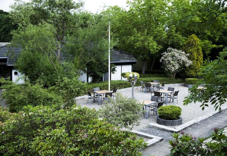 Skjalm Hvide Hotel, Slangerup, Garden