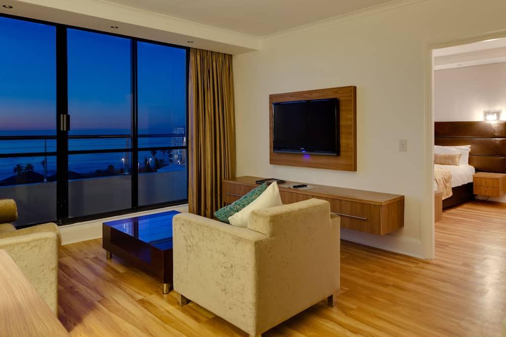 חדר, 2 חדרי שינה - אזור מגורים