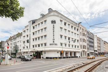 Mynd af Novum Hotel Excelsior Düsseldorf í Duesseldorf