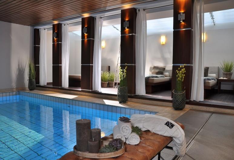 โรงแรมเอ็กเกอร์ส, ฮัมบูร์ก, สปา