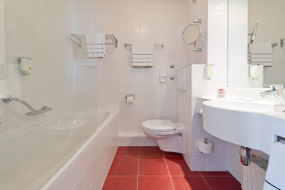 Business egyágyas szoba - Fürdőszoba