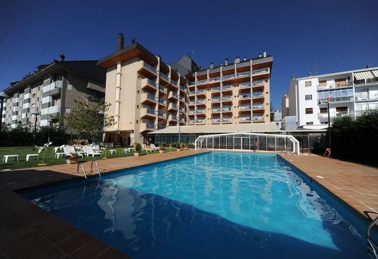 Hotel Oroel, Jaca, Outdoor Pool