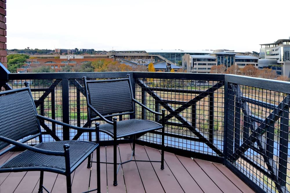Executive Apartment (Superior) - Balcony View