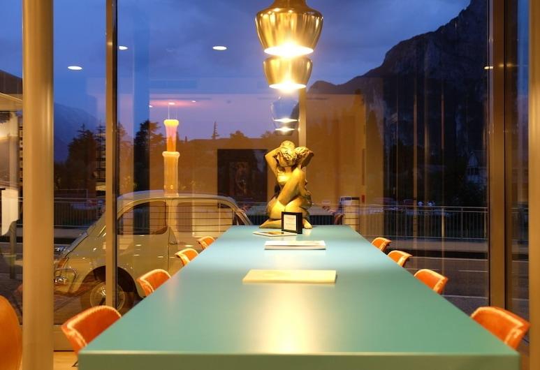 Hotel Luise, Riva del Garda, Reception