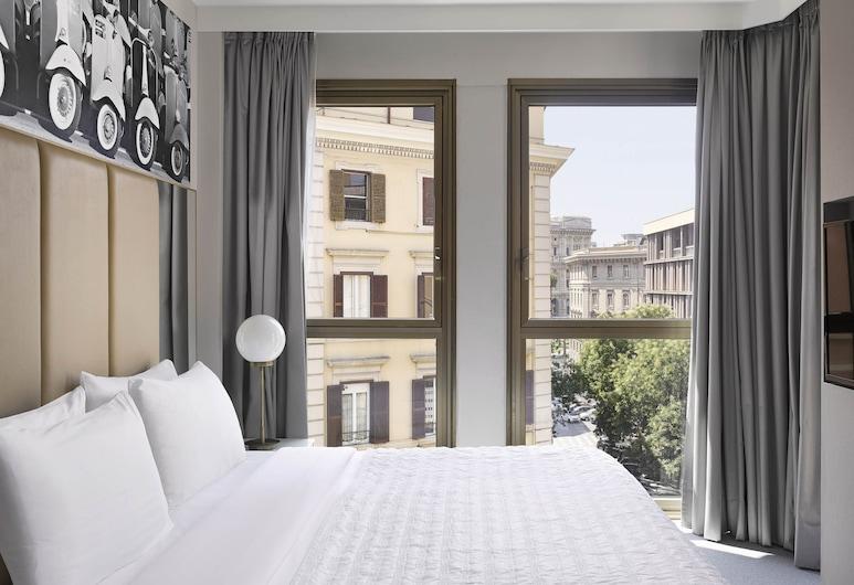 레 메리디엔 비스콘티 로마, 로마, 프리미어 스위트, 침실 1개, 객실