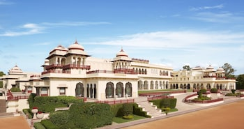 Picture of Rambagh Palace in Jaipur