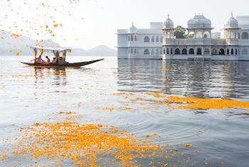 Foto Taj Lake Palace di Udaipur