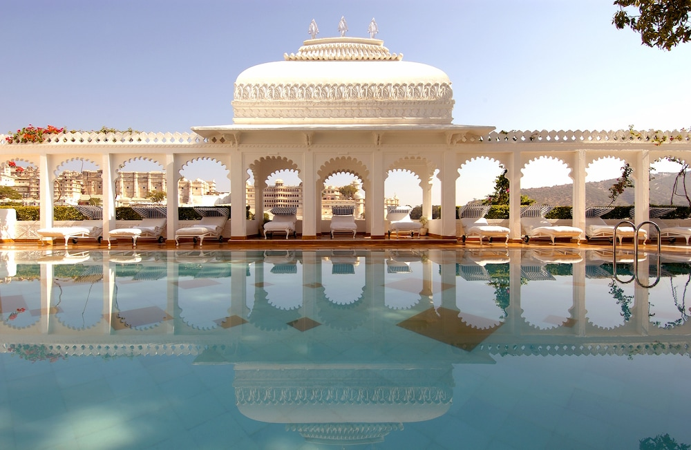 Taj Lake Palace Udaipur Outdoor Pool