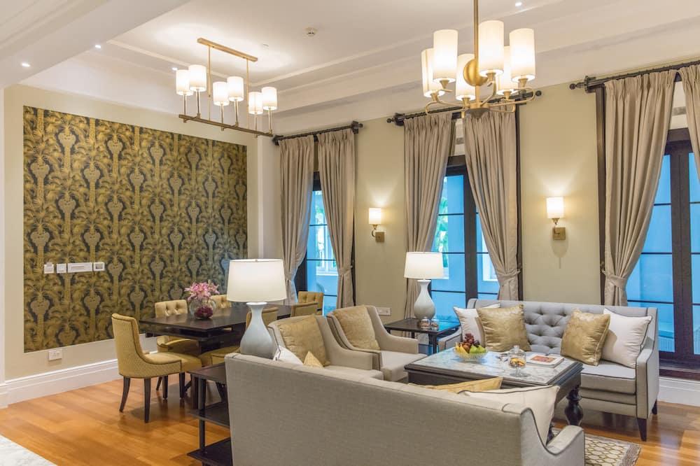 Suite (Colonial) - Sala de estar