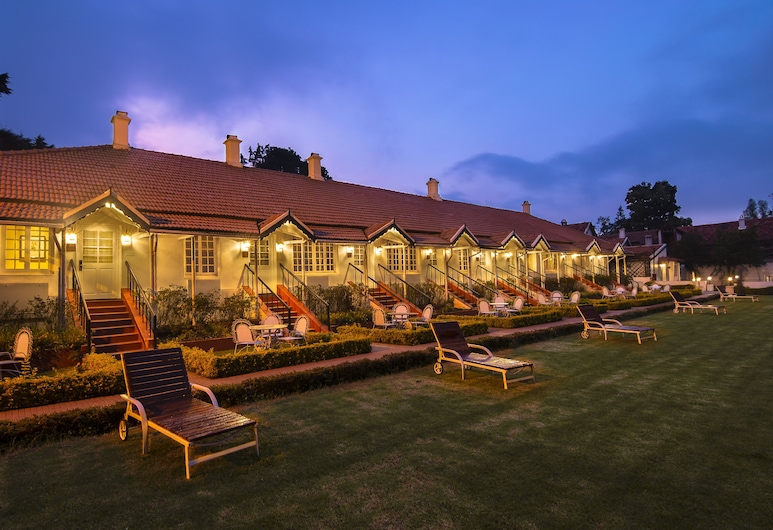 Savoy - IHCL SeleQtions, Ooty, Garden