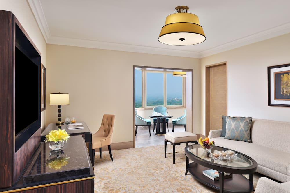 Taj Club, 套房, 陽台 - 客廳