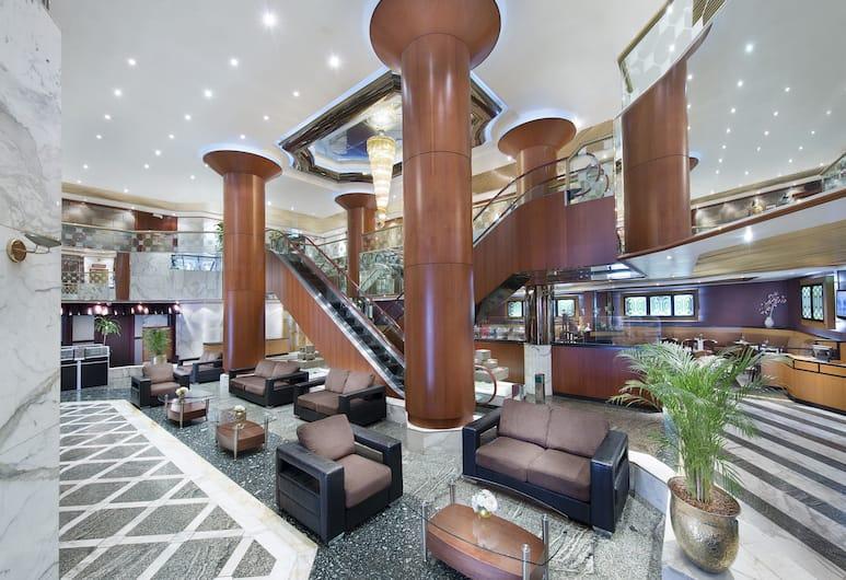 Admiral Plaza Hotel Dubai, Dubai, Lobby Sitting Area