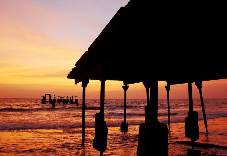 卡利卡特海滩道港威酒店, Kozhikode, 海滩