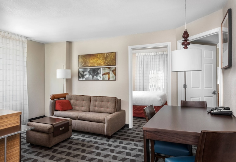 TownePlace Suites by Marriott Charlotte Arrowood, Charlotte, Suite, 2 Bedrooms, Non Smoking, Room
