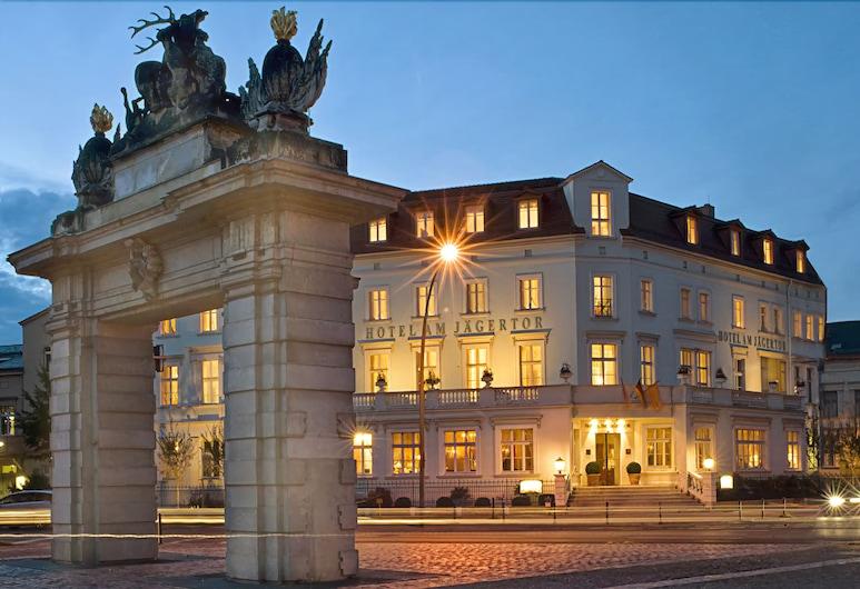 Hotel am Jägertor Potsdam, Potsdam, Hotel Front