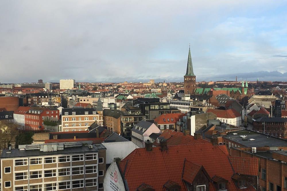 Junior-Suite, Stadtblick (CITY SUITE) - Blick auf die Stadt