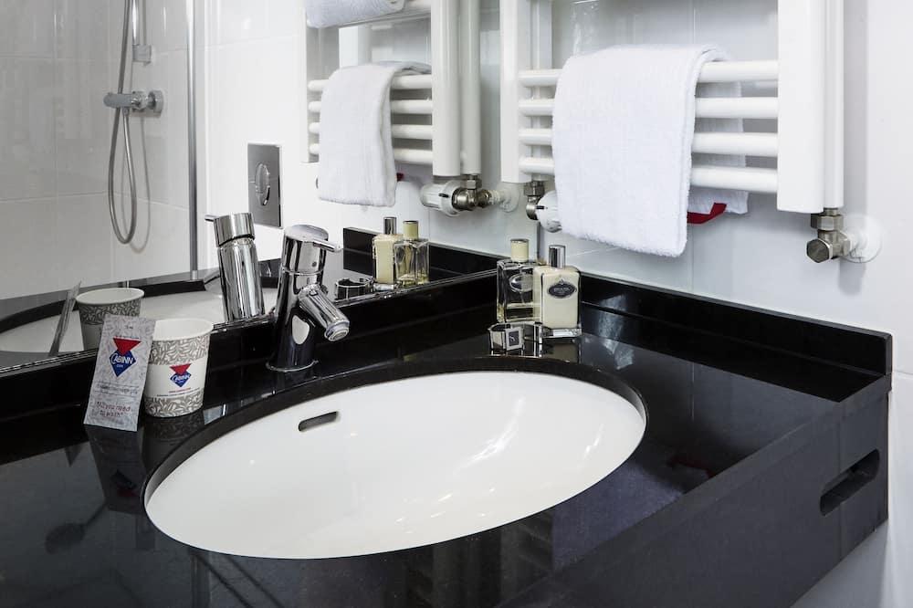 Captain - Ванная комната