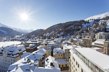 Enter your dates to get the St. Moritz hotel deal