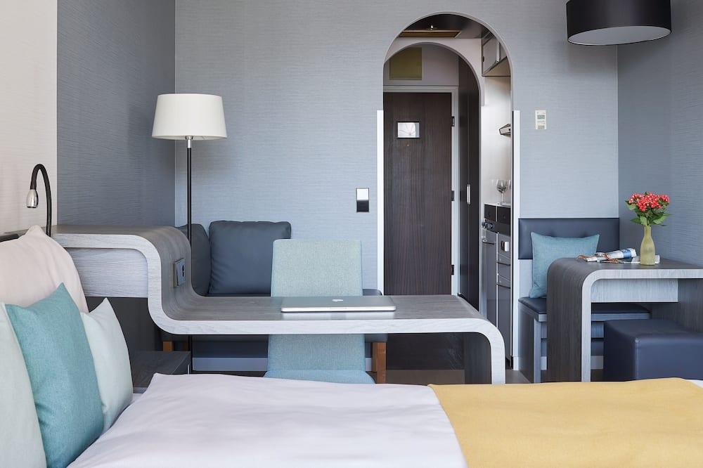 Business Apartment (French) - Ruang Tamu
