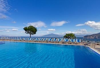 Sorrento bölgesindeki Grand Hotel President resmi