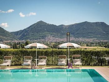 Foto del Hotel Villa Montegranelli en Gubbio