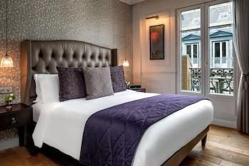 Fotografia hotela (La Clef Louvre Paris) v meste Paríž