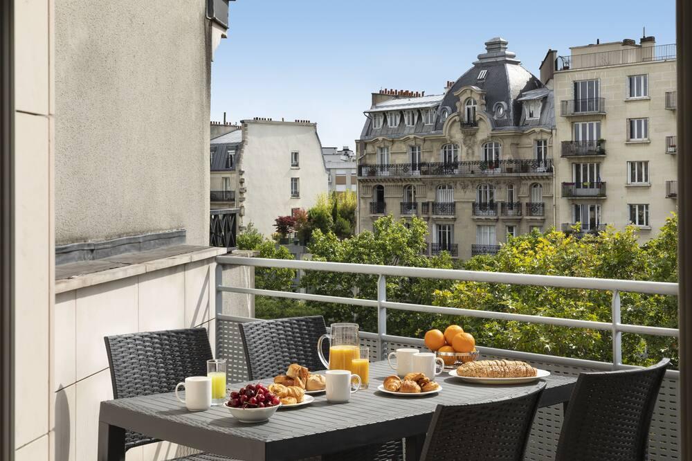 Deluxe Apartment, 1 Bedroom - Balcony