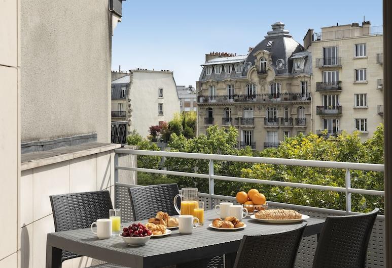 Citadines Bastille Marais Paris, Paris, Deluxe-Apartment, 1 Schlafzimmer, Balkon
