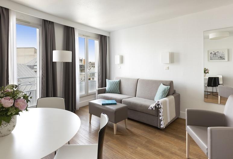 Citadines Bastille Marais Paris, Paris, Appartement, 1 chambre, Coin séjour