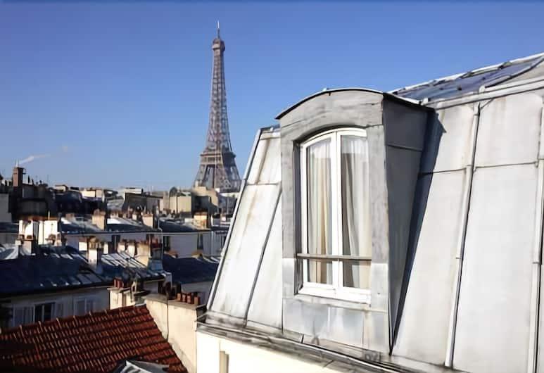 Hotel de l'Alma, Paris, View from Hotel