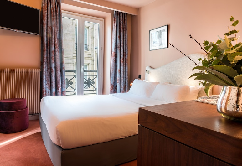 Hôtel Belloy Saint-Germain, Paris, Standard Double Room, Guest Room
