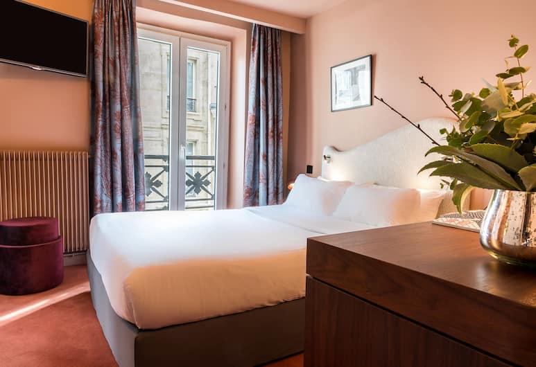 貝盧瓦聖日耳曼酒店, 巴黎, 標準雙人房, 客房