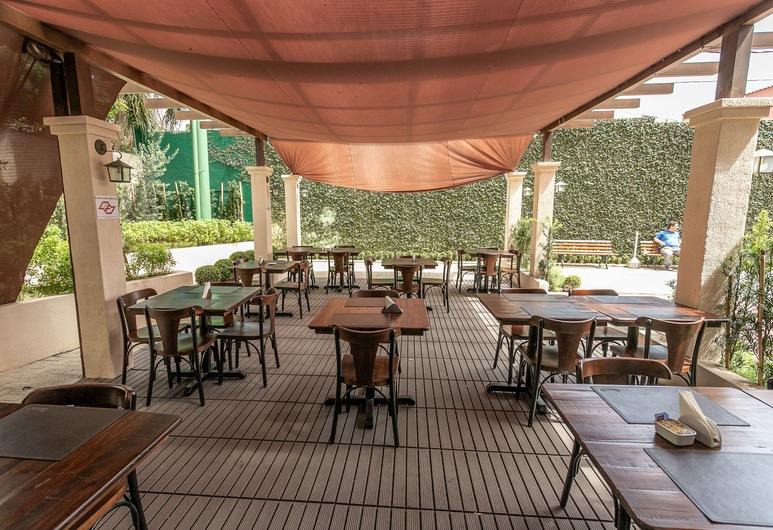 Hotel Marbor, Mogi das Cruzes, Terras