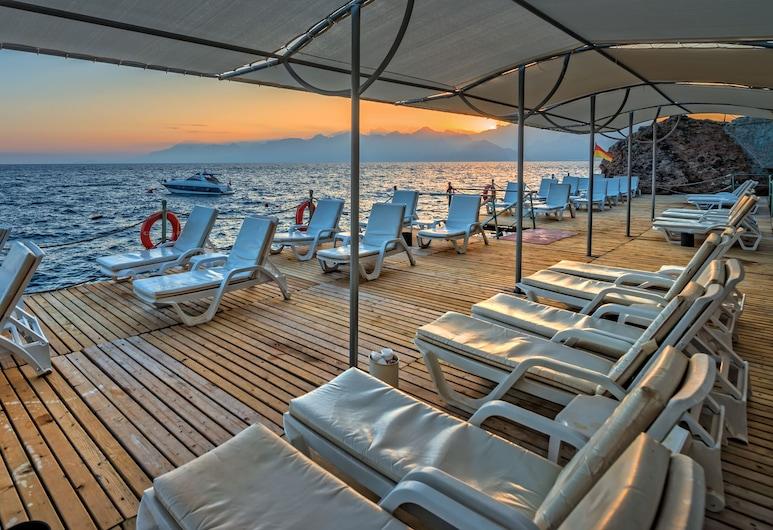 Antalya Adonis Hotel, Antalya, Strand
