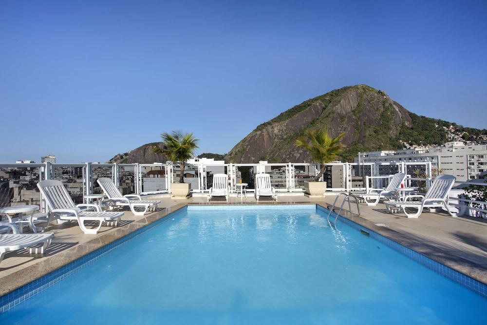 Hotel Atlantico Copacabana, Rio de Janeiro