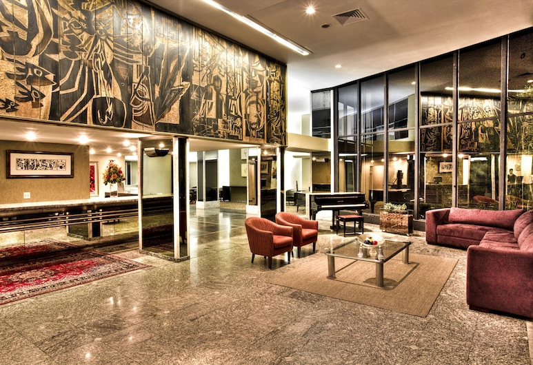 Alta Reggia Plaza Hotel, קוריטיבה, לובי