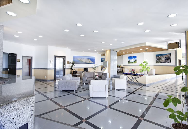 Bahiamar Hotel, Salvador, Lobby Sitting Area