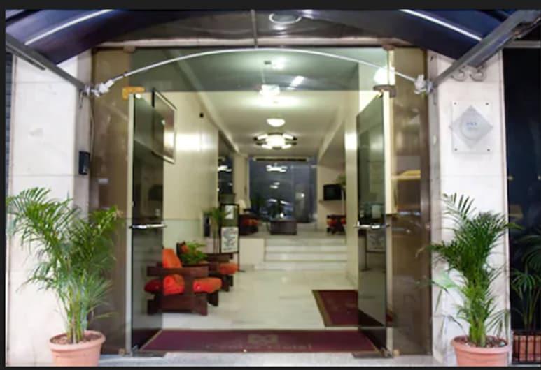 Hotel Atlântico Avenida, Rio de Žaneiras, Vidinis įėjimas