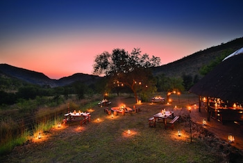Foto Bakubung Bush Lodge di Taman Nasional Pilanesberg
