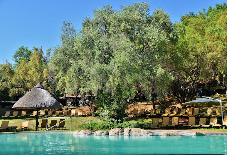 Bakubung Bush Lodge, Pilanesbergi rahvuspark, Bassein