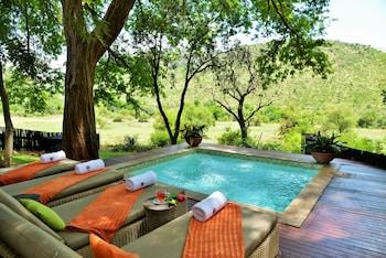 Slika: Kwa Maritane Bush Lodge ‒ Nacionalni park Pilanesberg