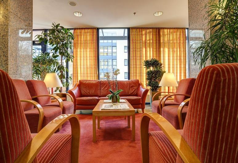 Centro Park Hotel Berlin-Neukölln, Berlim, Sala de Estar do Lobby