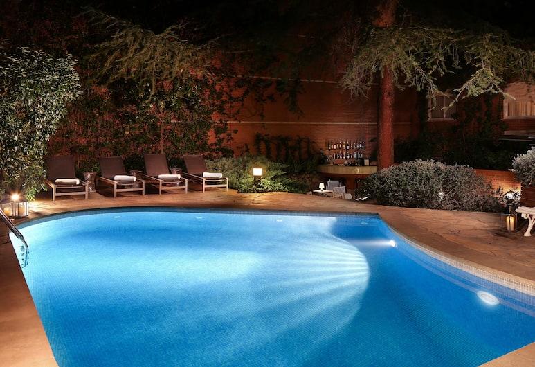 Balmes, Barcelona, Outdoor Pool