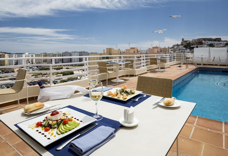 Hotel Royal Plaza, Ibiza Town, Rooftop Pool