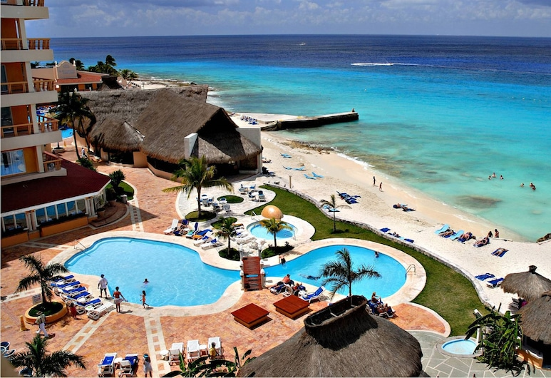 El Cozumeleno Beach Resort All Inclusive, Cozumel, Venkovní bazén