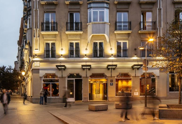 Villa Real Hotel, Madrid, Extérieur