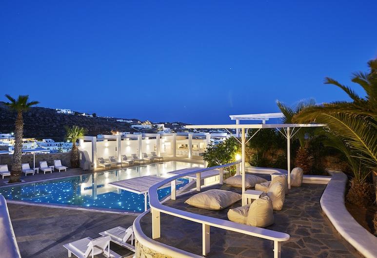 Palladium Hotel, Mykonos, Utendørsbasseng
