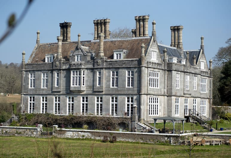 Kitley House Hotel, Plymouth, Exterior